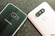 LG G5 và Samsung S7 edge: Tiên phong so dáng với hoàn thiện