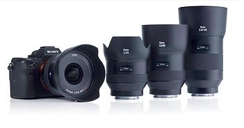 Zeiss giới thiệu ống kính Batis 135mm f/2.8: nhỏ, gọn, nhẹ