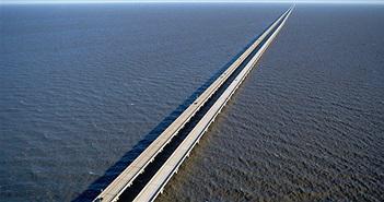 11 cây cầu vượt biển dài nhất thế giới