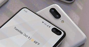 """Xác nhận Pixel 4 sẽ có thiết kế """"viên thuốc"""" như Galaxy S10+"""