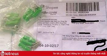 Làm gì khi mua bàn phím, chuột online, nhận ngay… ốc vít?