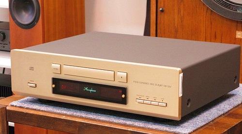 Accuphase DP-55V - Vẫn sáng giá nhờ công nghệ giải mã MDS
