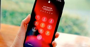 20 mật khẩu iPhone tồi tệ và dễ đoán nhất
