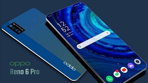 Thông số kỹ thuật và hình ảnh Oppo Reno6 lộ diện