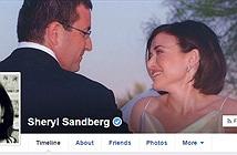 Tâm tư xúc động của giám đốc Facebook về người chồng quá cố
