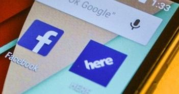 Vì sao Facebook nên mua Nokia HERE?