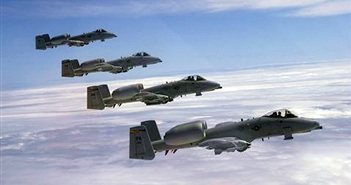 Mỹ đang áp sát Nga bằng không quân