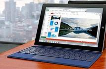 Microsoft Surface 3 chính thức lên kệ, giá khởi điểm 499 USD