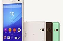 Sony chính thức trình làng Xperia C4 và Xperia C4 Dual