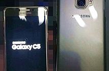 Samsung Galaxy C5 giá rẻ lộ ảnh thực tế