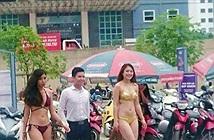 Để PG mặc bikini, Trần Anh bị xử phạt 40 triệu đồng