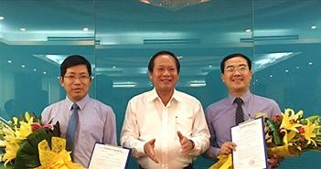 Ông Lưu Đình Phúc được bổ nhiệm Cục trưởng Cục Báo chí
