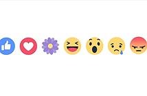 Facebook Reaction có thêm biểu tượng bông hoa nhân Ngày của Mẹ