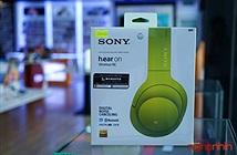 Mở hộp Sony h.ear on, tai nghe không dây Hi-Res