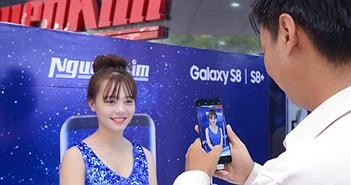 Galaxy S8 và Galaxy S8+ lập kỷ lục mở bán