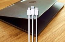 Cổng USB-C và Thunderbolt trên MacBook