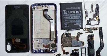 """""""Giải mã"""" con ốc vít đặc biệt có logo Xiaomi trong điện thoại Redmi Note 7"""