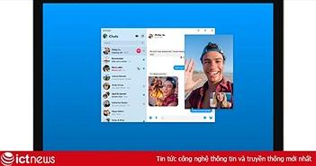 """Facebook đang """"đặt cược"""" tất cả vào Messenger"""