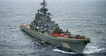 """Tàu Đô đốc Nakhimov sẽ là """"vua biển cả"""" với tên lửa S-400"""