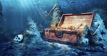 Hỏi khó: Có bao nhiêu vàng trong nước biển?