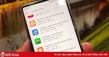 Ứng dụng cho vay nặng lãi online của Trung Quốc đang tràn vào Việt Nam