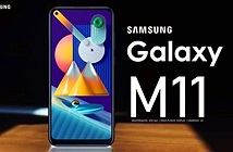 Samsung Galaxy M11 ra mắt: pin 5000mAh, sạc nhanh 15W, giá 3,69 triệu