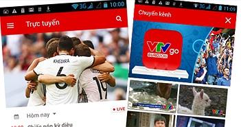 Mẹo xem EURO 2016 trên VTVgo có thể bạn chưa biết