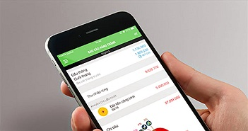 Money Lover hỗ trợ cảnh báo giao dịch ngân hàng gian lận