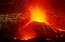 Điều gì xảy ra nếu bạn rơi vào núi lửa?