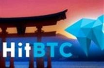 Sàn giao dịch HitBTC tạm dừng hoạt động tại Nhật Bản