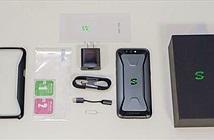 Mở hộp Xiaomi Black Shark: quái vật chơi game 8GB RAM, Snapdragon 845, 128GB ROM