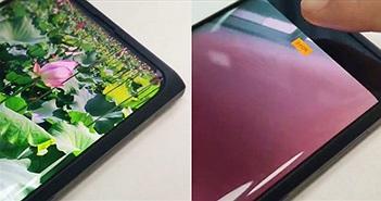 Đây là công ty đầu tiên có smartphone chứa camera selfie dưới màn hình?