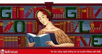 Người phụ nữ lạ hoắc này là ai mà được Google vinh danh trên trang chủ hôm nay vậy?