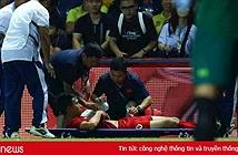 Tát vào mặt Văn Hậu, cầu thủ Thái Lan nhận gạch đá của dân mạng