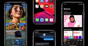 """Lý do Apple """"cắt"""" iOS 13 ở iPhone 6/6 Plus, iPhone 5s"""