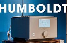"""AudioNet Humboldt - Ampli tích hợp hạng nặng, cuốn người nghe bằng độ tĩnh và chất """"đèn"""""""