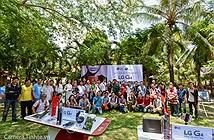 [Hình ảnh] Offline trải nghiệm LG G4 tại  Tp. HCM và Tp. Đà Nẵng, ngày 4-5 tháng 7 năm 2015