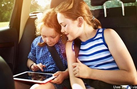 12 ứng dụng hay dành cho trẻ em khi đi du lịch