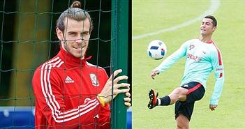 Bán kết EURO hôm nay (6/7): Ronaldo và Bale cùng lập kỷ lục