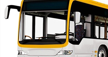 Hệ thống sạc điện không dây cho xe bus