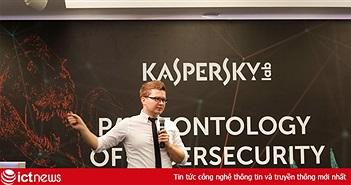 """Chuyên gia Kasperky kể chuyện """"săn đuổi"""" hacker trên mạng"""