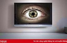 Bạn đang bị chính chiếc tivi thông minh của mình theo dõi