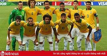 Thông tin mới nhất về đội tuyển Brazil trước trận Brazil vs Bỉ rạng sáng 7/7