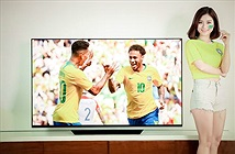 Thưởng thức World Cup 2018 trên TV LG OLED: trải nghiệm đỉnh cao