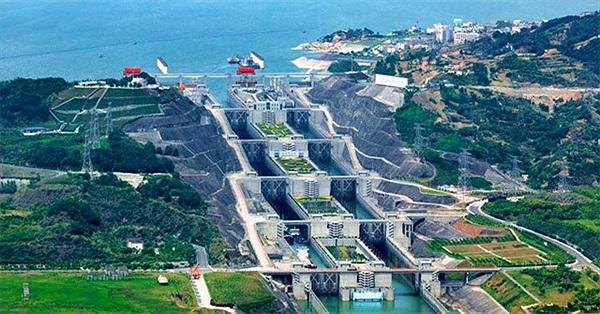 Có gì bên trong con đập Tam Hiệp lớn nhất thế giới?