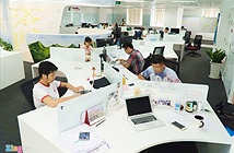 Văn phòng công nghệ đậm chất Việt giữa trung tâm Sài Gòn