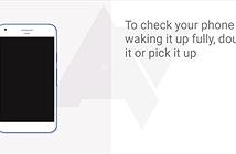 Máy Nexus mới sẽ có double tap để xem nhanh thông báo, chế độ màn hình vàng Night Light