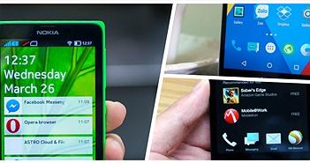 Vài bản Android tùy biến nổi tiếng: Fire OS, Cyanogen, Nokia X, MIUI... Anh em đã xài cái nào?