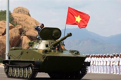 Việt Nam mua xe tăng 2S25 Sprut-SD: Quyết định tuyệt vời