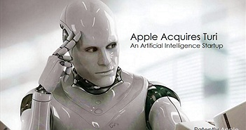 Apple mua dự án khởi nghiệp về máy học và trí thông minh nhân tạo